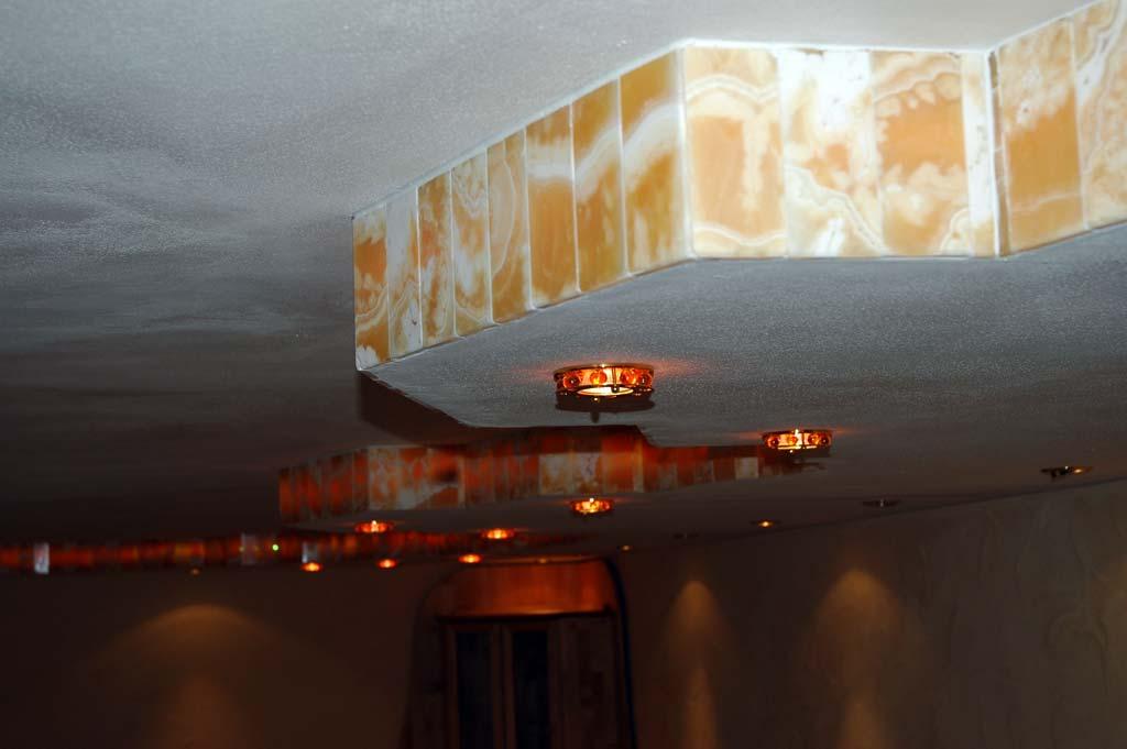 Außergewöhnliche Wohnideen: Abgehängte Decke (unbeleuchtet)