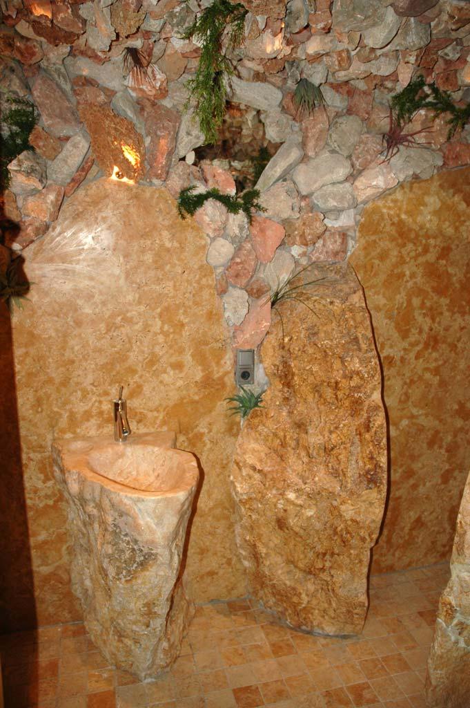 Außergewöhnliche Wohnideen: Höhlencharakter