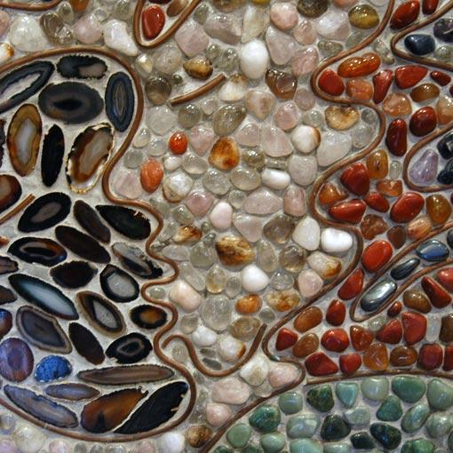 Mosaik von Reiner Miseer