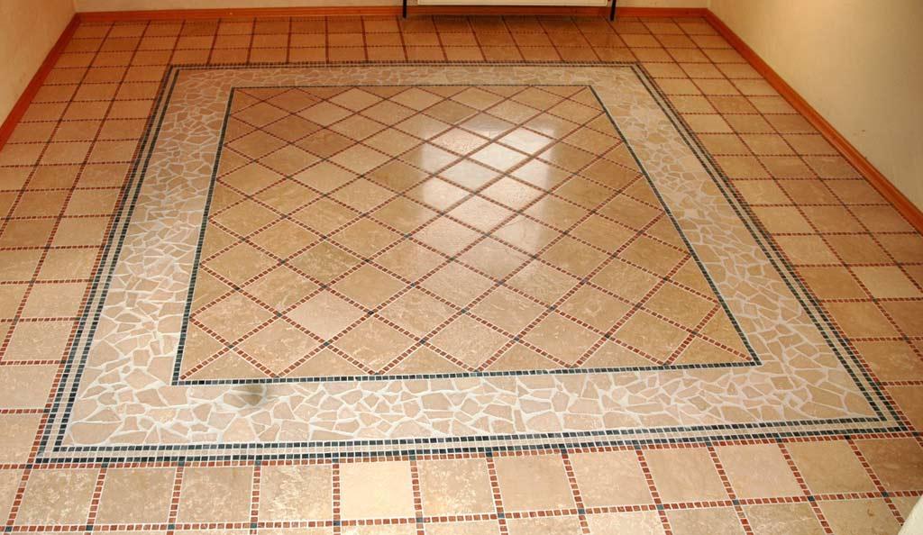 Mosaikkunst: Antik Marmor