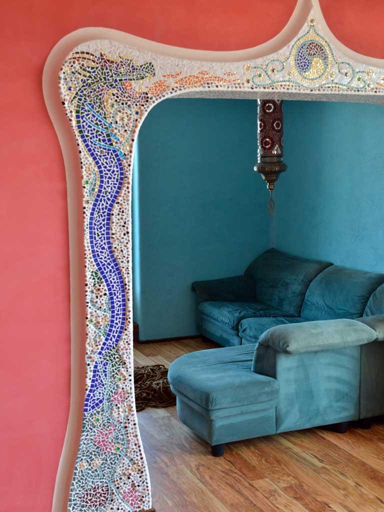 Wohnraumgestaltung: Harmonische Farbgestaltung